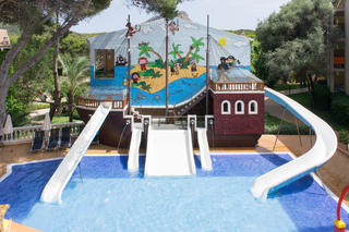 Hotel ZAFIRO Cala Mesquida Kinder