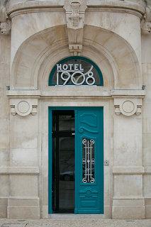 Hotel 1908 Lisboa Hotel Badezimmer