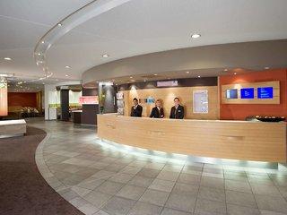 Hotel Novotel Frankfurt City Lounge/Empfang