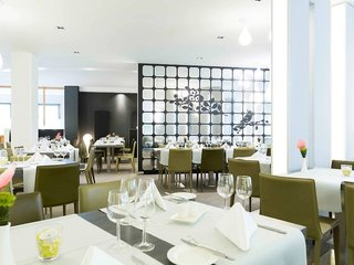Hotel Novotel Frankfurt City Restaurant