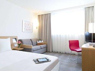 Hotel Novotel Frankfurt City Wohnbeispiel