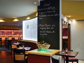 Hotel Novotel Frankfurt City Bar