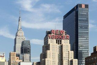 Hotel The New Yorker A Wyndham Hotel Außenaufnahme