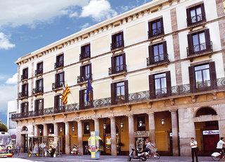 Hotel Del Mar Barcelona Außenaufnahme