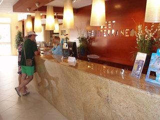 Hotel Best Mediterraneo Lounge/Empfang