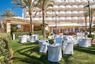 Hotel Hipotels Hipocampo Playa Garten