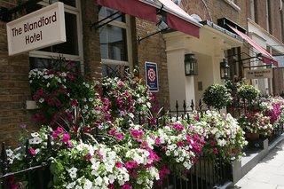 Hotel The Blandford Außenaufnahme