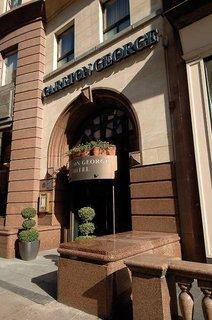 Hotel Carlton George Außenaufnahme