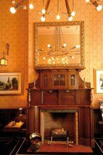 Hotel Carlton George Lounge/Empfang