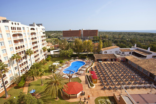 Hotel HYB Eurocalas Aparthotel Luftaufnahme