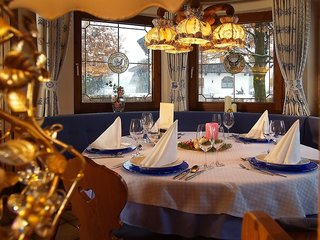Hotel Alpenhof Kristall Mayrhofen Restaurant