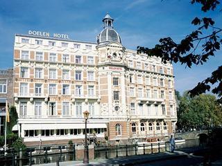 Hotel NH Collection Amsterdam Doelen Außenaufnahme