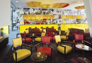Hotel Angelo by Vienna House Prague Lounge/Empfang