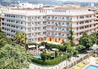 Hotel Acapulco Außenaufnahme