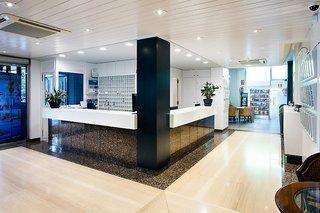Hotel Acapulco Lounge/Empfang