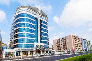 Hotel Grand Excelsior Hotel Bur Dubai Außenaufnahme