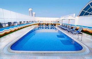 Hotel Grand Excelsior Hotel Bur Dubai Pool