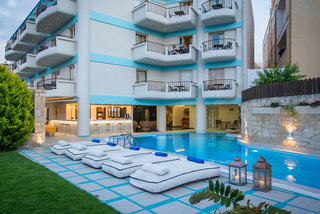 Hotel Anesis Blue Boutique Pool