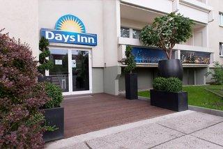 Hotel Days Inn Leipzig City Centre Außenaufnahme