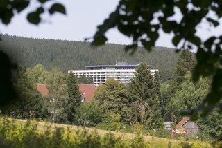 Hotel Maritim Berghotel Braunlage Außenaufnahme