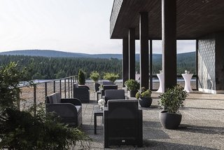 Hotel Maritim Berghotel Braunlage Terasse