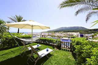 Hotel ZAFIRO Cala Mesquida Garten