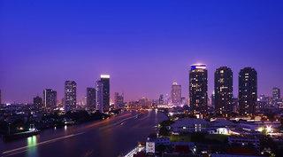Hotel Chatrium Riverside Bangkok Außenaufnahme
