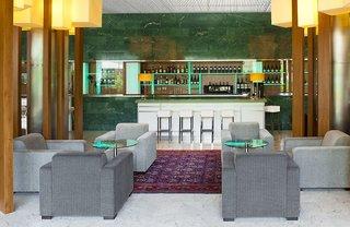 Hotel Aparthotel Atenea Barcelona Bar