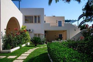 Hotel Papadakis Garten