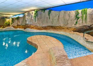 Hotel Senator Barcelona Spa Hallenbad