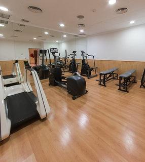 Hotel Senator Barcelona Spa Sport und Freizeit