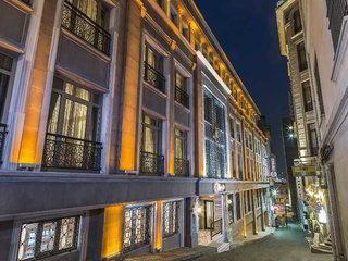 Hotel Manesol Boutique Galata Außenaufnahme