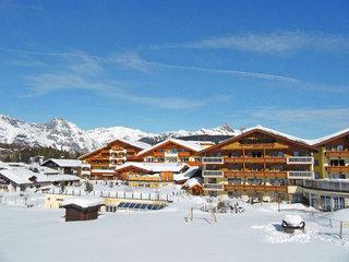 Hotel Family & Spa Resort Alpenpark Außenaufnahme