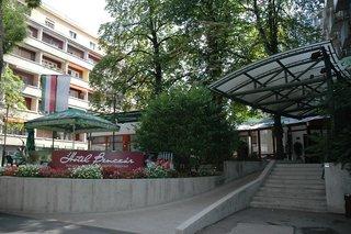 Hotel Benczur Außenaufnahme