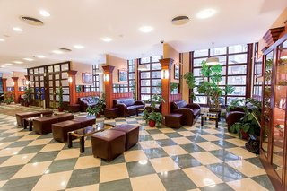 Hotel Erzsebet Budapest City Center Lounge/Empfang