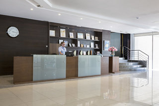 Hotel Hipotels Mediterraneo - Erwachsenenhotel ab 18 Jahren Lounge/Empfang