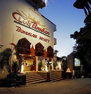 Hotel Club Bamboo Boutique Resort Außenaufnahme