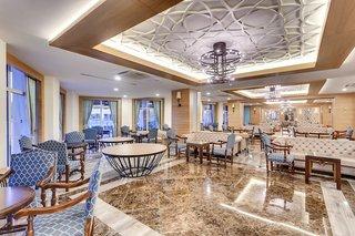 Hotel Sherwood Exclusive LaraLounge/Empfang