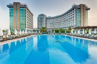 Hotel Sherwood Exclusive LaraAußenaufnahme