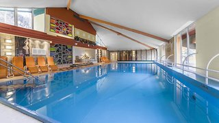 Hotel Alpine Club Hallenbad