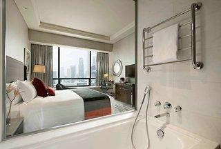 Hotel Carlton City Badezimmer