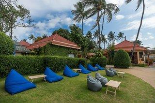 Hotel Chaba Cabana Beach Resort Garten