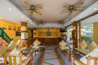 Hotel Chaba Cabana Beach Resort Lounge/Empfang