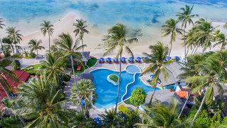 Hotel Chaba Cabana Beach Resort Luftaufnahme