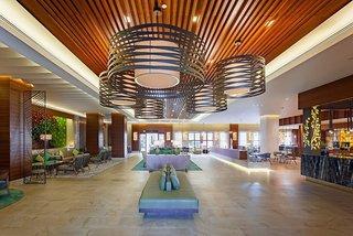 Hotel Club Grand Aqua Lounge/Empfang