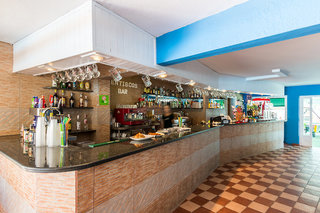 Hotel Lentiscos Apartamentos Bar
