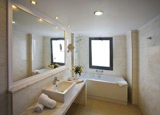 Hotel The Kresten Royal Villas & Spa Badezimmer