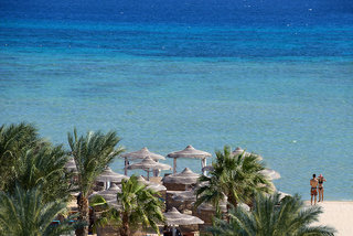 Hotel Pickalbatros Amwaj Blue Beach Resort & Spa Strand