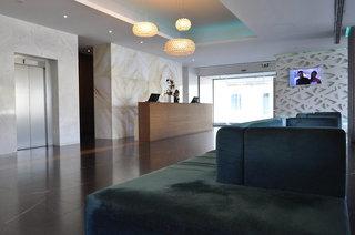 Hotel Sun Hall Hotel Lounge/Empfang