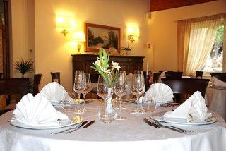 Hotel Alcantara Resort Restaurant